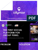 Citymixr Deck Compressed