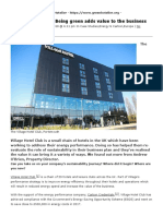 Village Hotel Club_ Being green adds value to the business _ Green Hotelier
