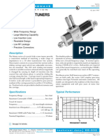 Slide Screw Tuners-Coaxial, Precision.pdf