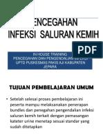 12. Pencegahan ISK