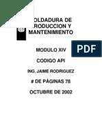 API 1104 Pres Espaol 2002
