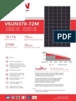 Pin năng lượng mặt trời VSun