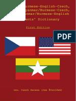 Myanmar-English - Czech Students' Dictionary.pdf