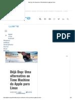 Déjà Dup_ Uma alternativa ao Time Machine da Apple para Linux.pdf