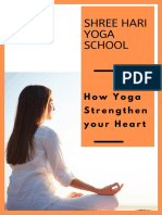 How Yoga Strengthen Your Heart