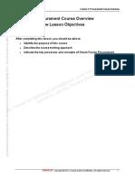 Lesson 1- Procurement Course Overview