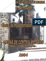 Manual de implantación de las 5S