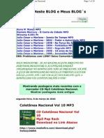 Coletanea Nacional 10 Volumes