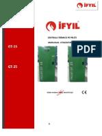 Manual Utilizare GT 15_25_ro