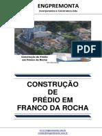 Construção de Prédio Em Franco Da Rocha