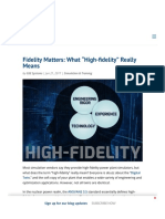 "Fidelity Matters_ What ""High-fidelity"" Really Means _ GSE Systems"