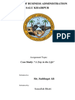 BUSINESS PLAN REPORT COVER