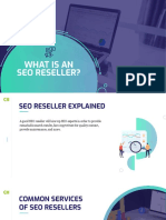 What is an SEO Reseller and How to Use One?