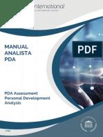 Manual PDA