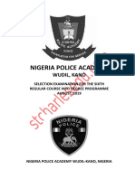 Download POLAC Past Questions and Answers 2019