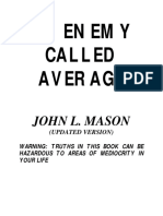 An Enemy called Average by John L. Mason.pdf