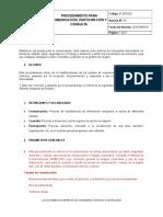 P SIG 002 Procedimiento de Comunicación y ConsultaV7