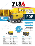 Brochure compresores Atlas Copco RYLSA 2019-V3 ultima Versión