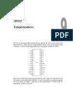 Tema 09 - Temporizadores