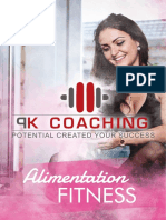 EBOOK ALIMENTATION FITNESS
