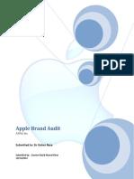 brand management report apple.docx
