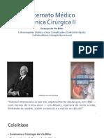 CLÍNICA CIRURGICA II