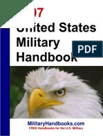 2007 Military Handbook