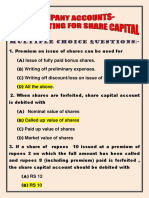 ACCOUNTING FOR SHARE CAPITAL . - MINAKSHI SAHU -15-ROLL