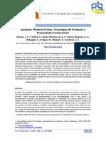 Biodiesel- Matérias-Primas, Tecnologias de Produção e
