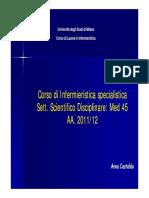 Assistenza geriatrica -introduzione CLI 2012 [modalità compatibilità]