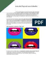 La importancia del Pop art en el diseño gráfico