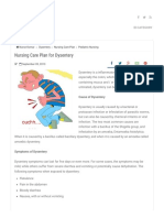 Nursing Care Plan for Dysentery - Nurse Komar.pdf