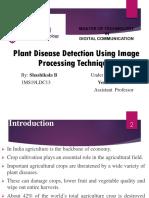 Plant Disease Detection Using Image Processing Techniques