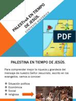 PALESTINA EN EL TIEMPO DE JESÚS