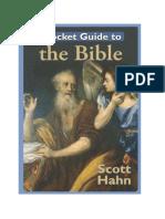 Scott Hahn - Una guía de bolsillo de la Biblia