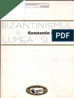 Konstantin Leontiev - Bizantinismul şi lumea slavă.pdf