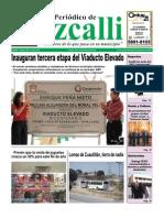 Periodico de Izcalli, Edición 624, noviembre 2010