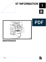 Merc3L Maintenance