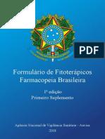 BRASIL - 2018 - Primeiro Suplemento ao Formulario de Fitoterapicos da Farmacopeia Brasileira.pdf