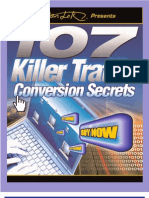107 Killer Traffic Conversion Secrets