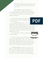 John Wayne Gacy Execution Order