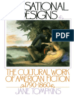 Jane Tompkins - Sensational Designs_ The Cultural Work of American Fiction, 1790-1860 (1986, Oxford University Press).pdf