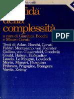 La sfida della complessità-Feltrinelli (1998) GBocchi, MCeruti (eds.) -