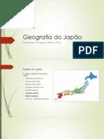 Aula 04 - Geografia do Japão