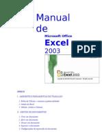 Manual de Excel 2003