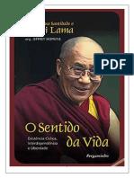 Dalai Lama - Sentido Da Vida