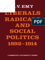 H. V. Emy - Liberals, Radicals and Social Politics 1892–1914 (1973, CUP Archive).pdf