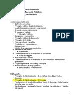 Apuntes p.Alumnos - Administración y Economía