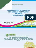 PRESENTACION - 4 ESTELI  LEY 509