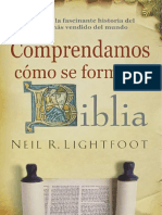 Comprendamos Cómo se Formó la Biblia (Neil R. Lightfoot).pdf
